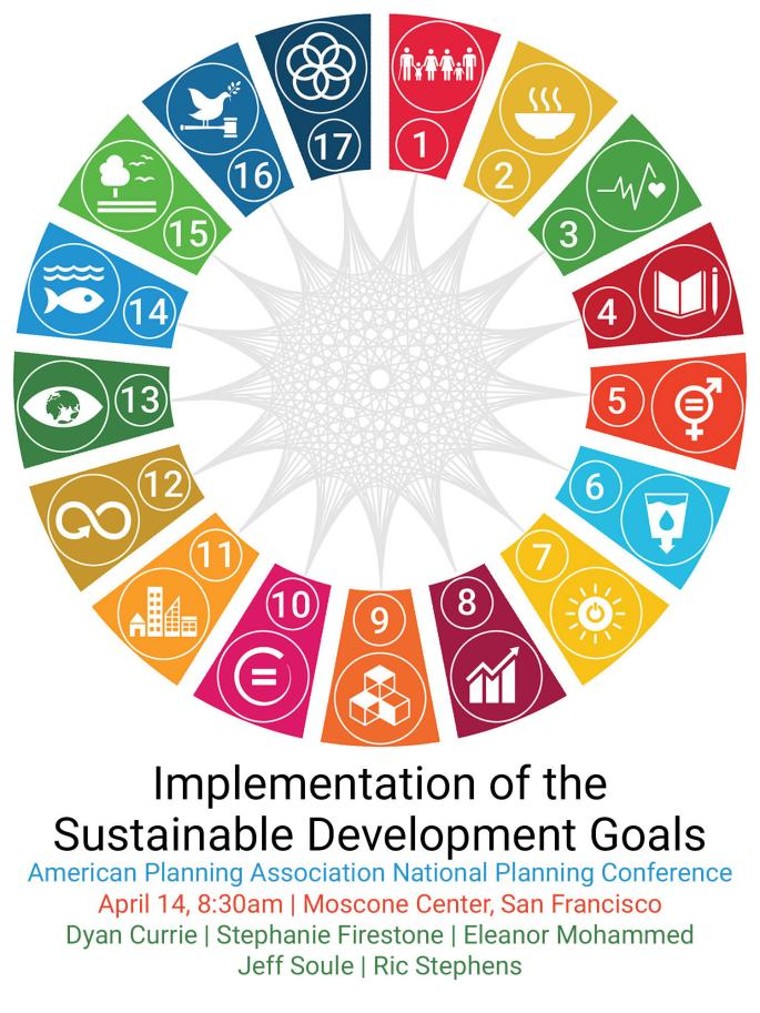 Implementation of the Sustainable Development Goals