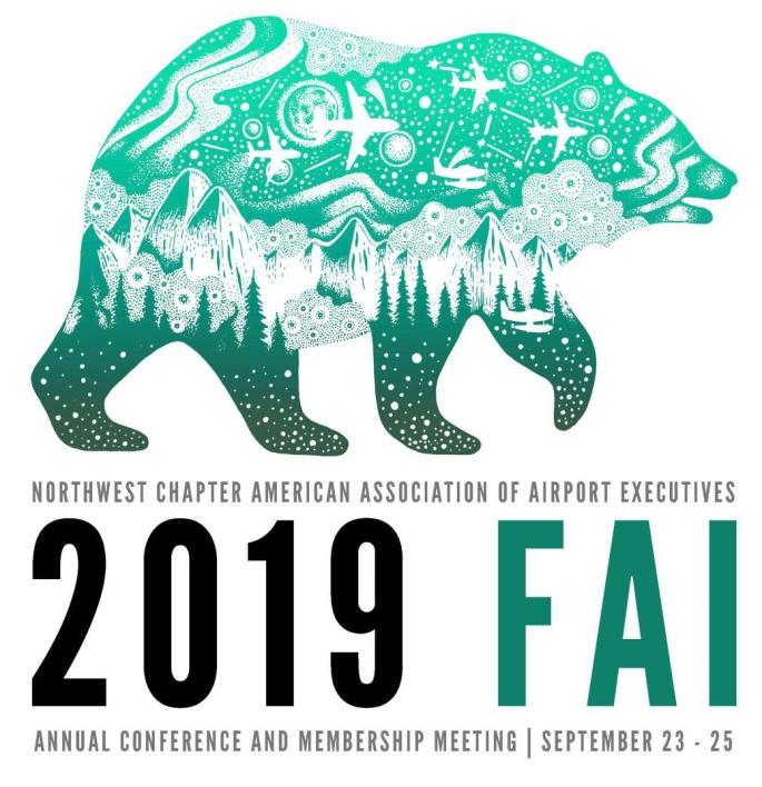 2019 NWAAAE Conference logo