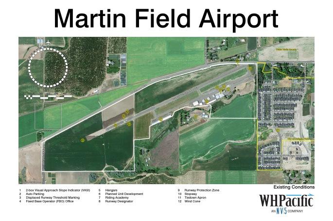 Martin Field Airport