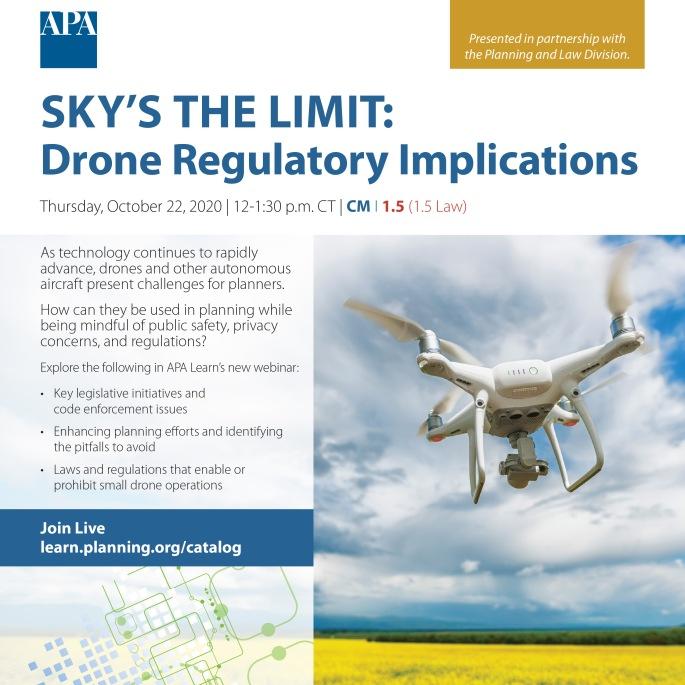 Drones-webinar-APA-ad square